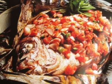 Recipe Ambon, city with the best seafood