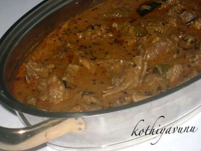 Recipe Nadan tharavu curry /spicy duck curry - kerala style