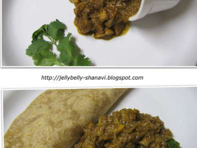 Recipe Mushroom ghee roast with an exception of ghee ...
