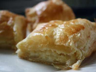 Recipe Almond pastries