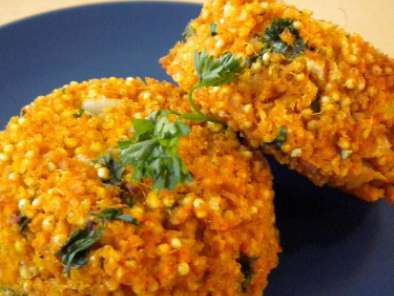 Recipe Recreating millet yam cakes