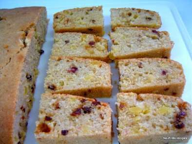 Recipe Cornflakes mixed fruit cake