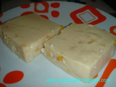 Recipe Maja blanca (filipino white pudding)