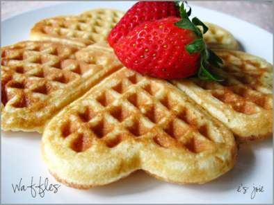Recipe Tips for making best waffles