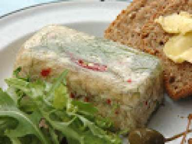 Recipe Fish recipes - snoek terrine