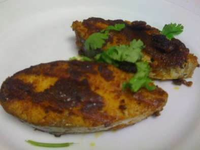Recipe Spicy fish fry / meen varuval