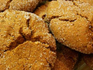 Recipe Christmas cookies #2: ina garten's ultimate ginger cookies