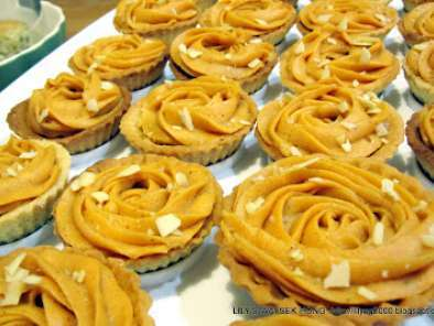Recipe Chiffon sweet potato tarts