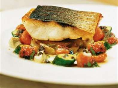 Recipe Amazing sea bass