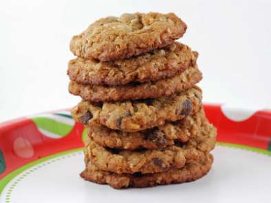 Recipe Chunky peanut butter and oatmeal chocolate chipsters