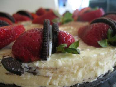 Recipe Heavenly oreo cheesecake