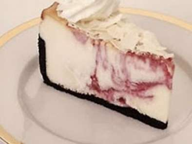 Recipe Cheesecake factory's white chocolate raspberry truffle cheesecake