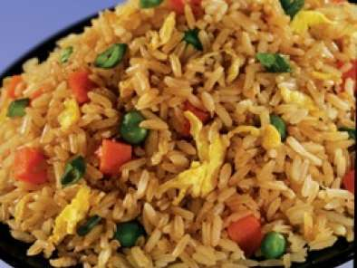 Recipe Egg fried rice
