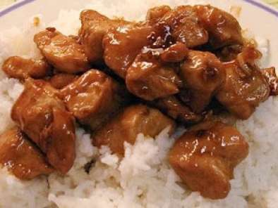 Recipe Bourbon chicken