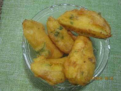 Recipe Apple pakora or fingers