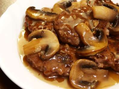 Recipe Salisbury steak