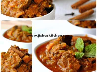 Recipe Kerala spicy beef curry