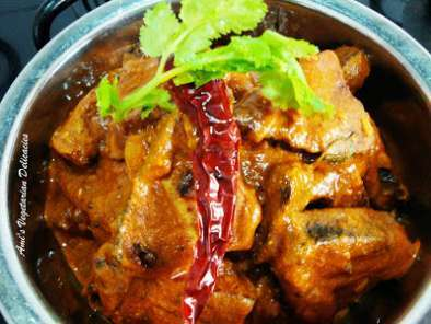 Recipe Mock fish curry