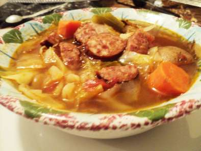 Recipe Country cabbage soup