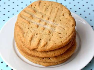 Recipe Grand central bakery peanut butter cookies