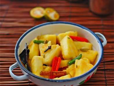 Recipe Pacri nanas (malay spiced pineapple) recipe