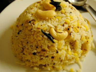 Recipe Ven pongal- south indian festive rice!
