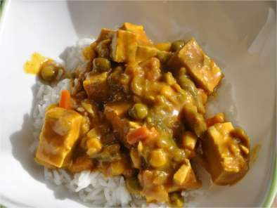 Recipe Easy peasy panang curry