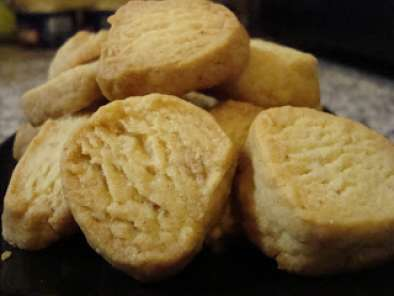 Recipe Botermoppen (butter cookies)