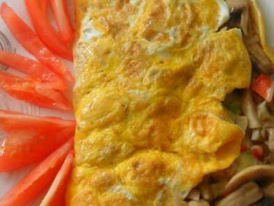 Recipe Filipino egg omelette
