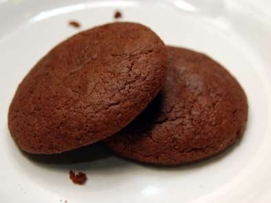 Recipe Lightweight cocoa cookies