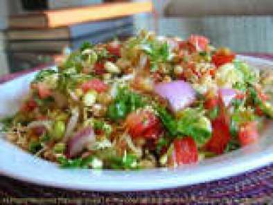 Recipe Sprouts Salad-Chaat Style