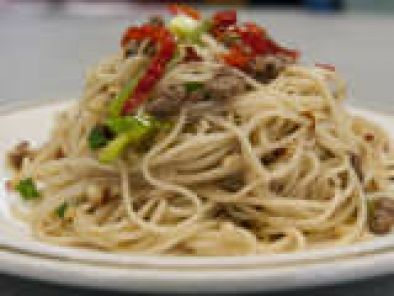 Recipe Fried Magu Rice Vermicelli