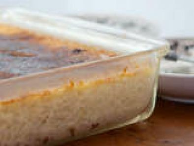 Recipe Baked Rice Pudding