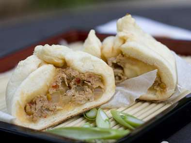 Recipe Nikuman japanese steamed pork buns