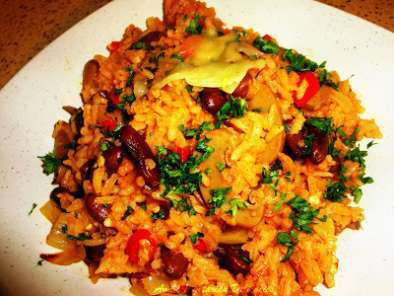 Recipe Kidney bean risotto