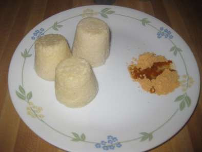 Recipe Pappula podi / putnala podi / spicy roasted chickpea powder