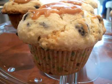 Recipe Chocolate chip butterscotch muffins