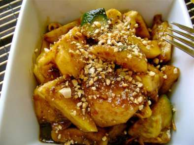 Recipe Ipoh spicy fruits salad ( rojak)