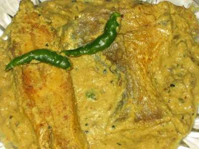 Recipe Pomfret macher jhal