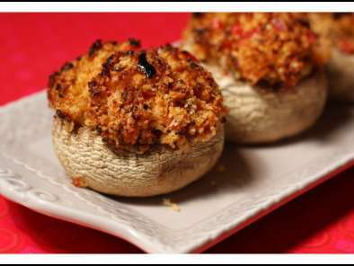 Recipe Stuffed mushrooms