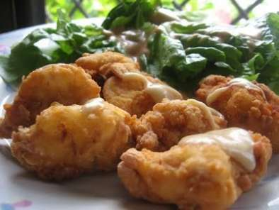 Recipe Country style fried chicken with gravy