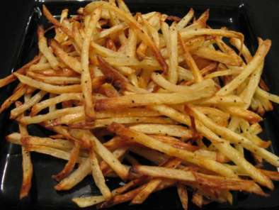 Recipe Healthy homemade french fries