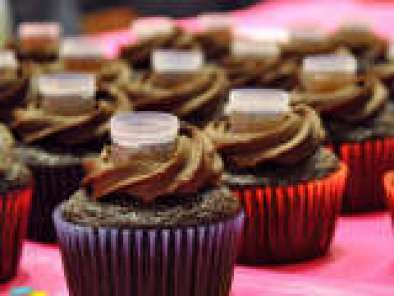 Recipe Cupcake Camp Dallas? and Dr Pepper Shot Cupcakes!
