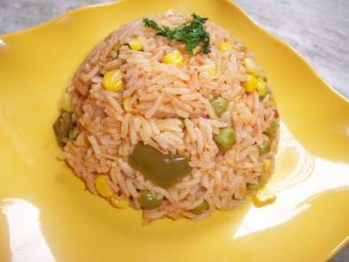 Recipe Mexican rice/spanish rice