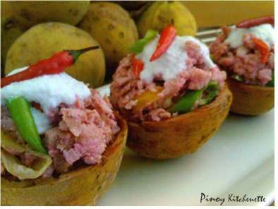Recipe Ginataang santol with bagoong