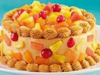 Recipe Yema frosted cake