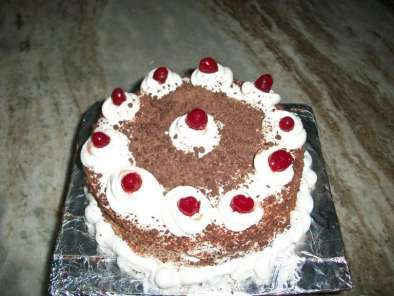 Recipe Black forest cake