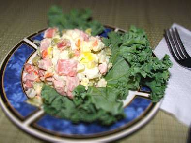 Olivier salad: simple salad recipe you will love