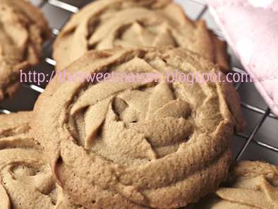 Recipe Espresso coffee cookies