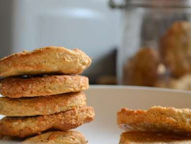 Thekua.. the indian whole wheat cookies